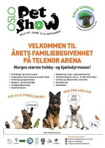 Oslo Pet Show 2014